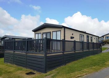 Thumbnail 3 bed mobile/park home for sale in Praa Sands Holiday Park, Praa Sands, Cornwall