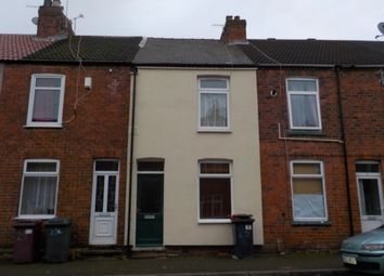 Thumbnail 3 bed terraced house to rent in York Road, Shirebrook