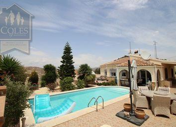 Thumbnail 3 bed villa for sale in Los Carrascos, Arboleas, Almería, Andalusia, Spain