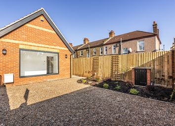 Thumbnail 1 bed bungalow for sale in Torridon Road, London