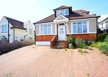 Thumbnail 4 bed detached bungalow for sale in Ravenswood Avenue, Rochester, Kent
