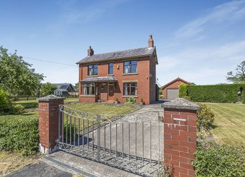 Thumbnail 4 bed detached house for sale in Wenderholm Preston Road, Charnock Richard, Chorley