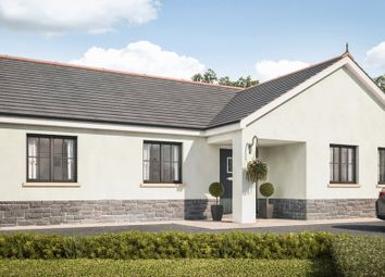 Thumbnail 3 bed detached bungalow for sale in Plot 14 & 23 Bro Mebyd, Bancffosfelen, Llanelli