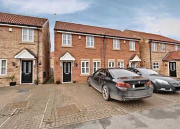 Thumbnail 3 bed semi-detached house for sale in Pools Brook Park, Kingswood, Hull