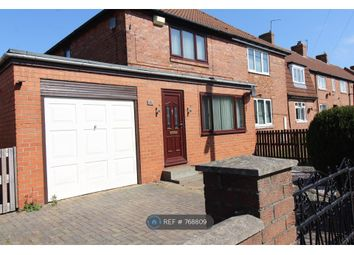 Thumbnail 2 bed semi-detached house to rent in Jack Lawson Terrace Wheatley Hill, Wheatley Hill
