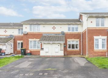 Thumbnail 2 bedroom terraced house for sale in Manor Park, St. Brides Wentlooge, Newport