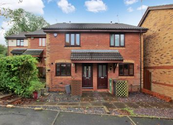 Thumbnail 2 bed semi-detached house to rent in Ashmores Close, Redditch