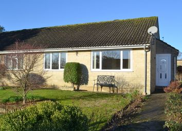 Thumbnail 2 bedroom semi-detached bungalow for sale in Wincanton, Somerset