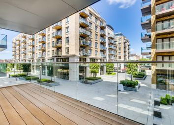 Thumbnail 2 bed flat for sale in Chancellors Road, London