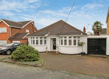 Thumbnail 3 bed detached bungalow for sale in Belmont Avenue, Wickford, Essex
