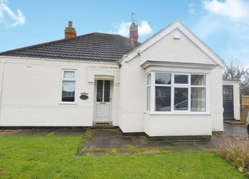 Thumbnail 2 bed detached bungalow for sale in Linwood Avenue, Grimsby, Lincolnshire