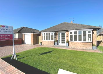 Thumbnail 3 bedroom detached bungalow for sale in Richardson Road, Thornaby, Stockton-On-Tees