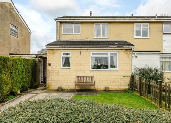 Thumbnail 3 bed end terrace house for sale in Forrester Green, Colerne, Chippenham, Wiltshire