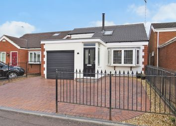 Thumbnail 4 bed detached bungalow for sale in Abergavenny Walk, Binley, Coventry