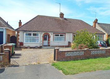 3 bed semi-detached bungalow for sale in Gipsy Lane, Irchester, Northamptonshire NN29