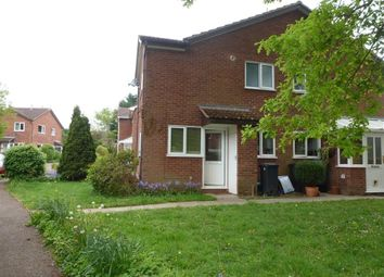 Thumbnail 1 bed end terrace house for sale in Orchid Close, Taunton