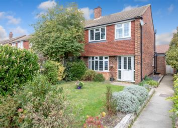3 bed semi-detached house for sale in Ragstone Hollow, Aldington, Ashford TN25