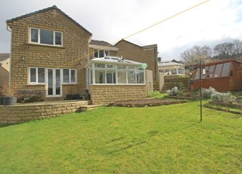 Thumbnail 5 bed detached house for sale in Ingdale Drive, Holmfirth