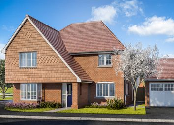 "Thumbnail 4 bed property for sale in ""The Willow"" at Wren Drive, Finberry, Ashford"