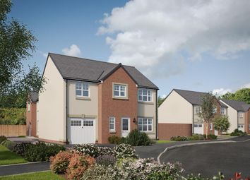 Thumbnail 4 bed property for sale in The Carradale, Plot 8, Shillingworth Place, Bridge Of Weir