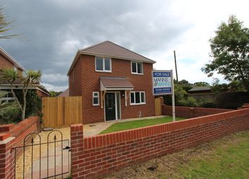 Thumbnail 3 bed detached house for sale in Boundary Road, Bursledon, Southampton