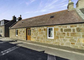 Thumbnail 2 bed semi-detached house for sale in Cummingston, Burghead, Elgin