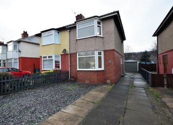 Thumbnail 2 bed semi-detached house for sale in Leeds Road, Bradley, Huddersfield
