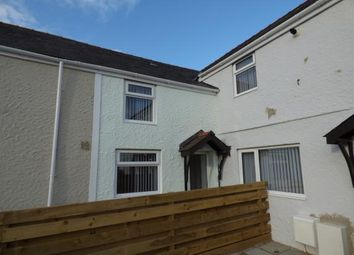 Thumbnail 2 bed terraced house for sale in Valley Mews, Station Road, Holyhead, Sir Ynys Mon