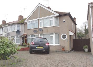 Thumbnail 3 bedroom end terrace house for sale in Parkside Avenue, Bexleyheath