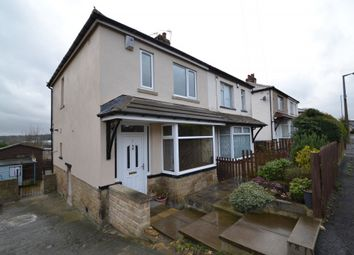 Thumbnail 3 bed semi-detached house for sale in Thornhill Drive, Shipley