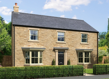 Thumbnail 5 bed detached house for sale in Armstrong Grove, Longframlington