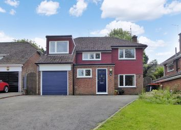Thumbnail 4 bed detached house for sale in Hillyfields, Dunstable