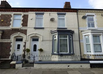 Thumbnail 3 bed terraced house for sale in Gertrude Road, Liverpool, Merseyside