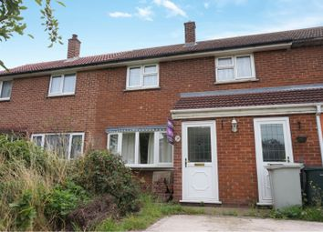 Thumbnail 2 bed terraced house for sale in Samphire Close, North Cotes, Grimsby
