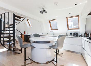 Thumbnail 3 bedroom flat for sale in Belsize Lane, Belsize Park