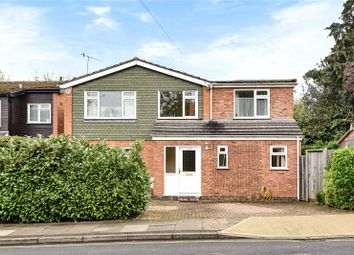 Thumbnail 4 bed detached house for sale in Eastbury Avenue, Northwood, Middlesex