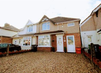 Thumbnail 3 bed semi-detached house for sale in Bampton Grove, Old Walcot, Swindon