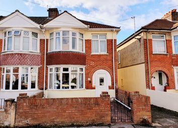 Thumbnail 3 bed end terrace house for sale in Hill Park Road, Gosport