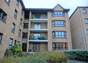 Thumbnail 3 bed flat for sale in Craigend Park, Edinburgh