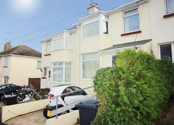 Thumbnail 4 bed terraced house for sale in Barton Avenue, Paignton