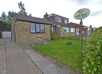 Thumbnail 2 bedroom semi-detached bungalow for sale in Coxley View, Netherton, Wakefield