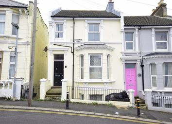 Thumbnail 1 bed flat for sale in St. Marys Road, Garden Flat, Hastings, East Sussex