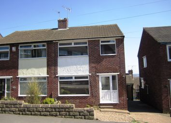 Thumbnail Semi-detached house to rent in Fort Hill Road, Sheffield