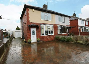 3 bed semi-detached house for sale in Rayleigh Avenue, Brimington, Chesterfield, Derbyshire S43