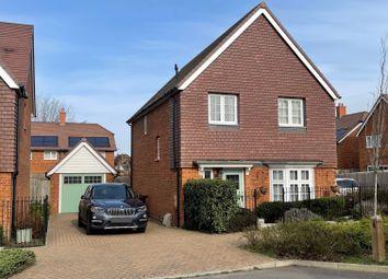 Mayes Road, Marden, Tonbridge TN12. 4 bed detached house for sale