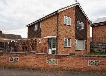 Thumbnail 4 bed detached house for sale in Trevino Drive, Rushey Mead