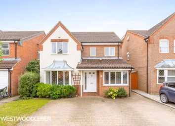 4 bed detached house for sale in Gold Close, Broxbourne EN10