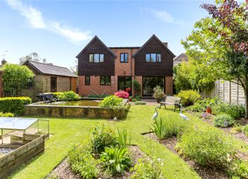 Thumbnail 4 bed detached house for sale in Livery Road, Winterslow, Salisbury, Wiltshire