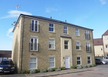 Thumbnail 2 bedroom flat for sale in Truscott Avenue, Swindon