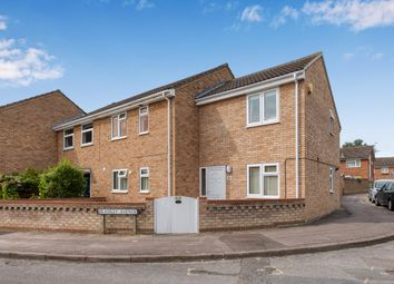 Thumbnail 4 bed semi-detached house for sale in Russet Way, Melbourn
